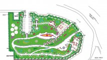 Kuzey Irak Dohuk Kenti Peyzaj Projesi 1. Park