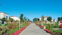Yeşil Pınar Bölge Parkı Düzenleme İkmal İnşaatı