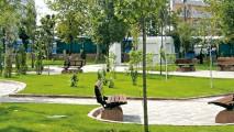GOP Belediyesi Yunus Emre Parkı