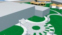 Libya İş Merkezi Çevre Düzenleme Projesi